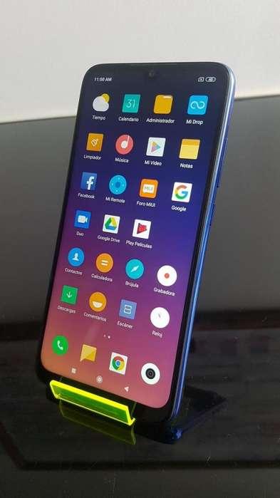 Xiaomi Note 7, 485mpx, 6.3pulg Fhd, Notch Gota, 64gb,4ram