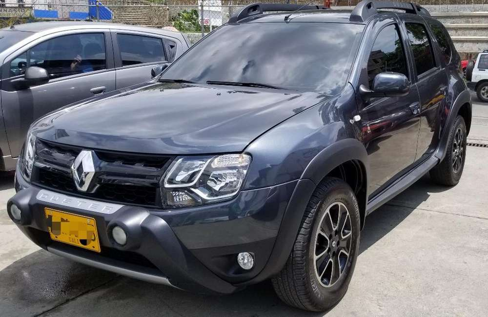 Renault Duster 2018 - 32000 km
