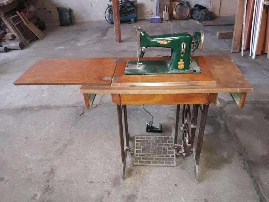 maquina de coser antigua marca kopp usada