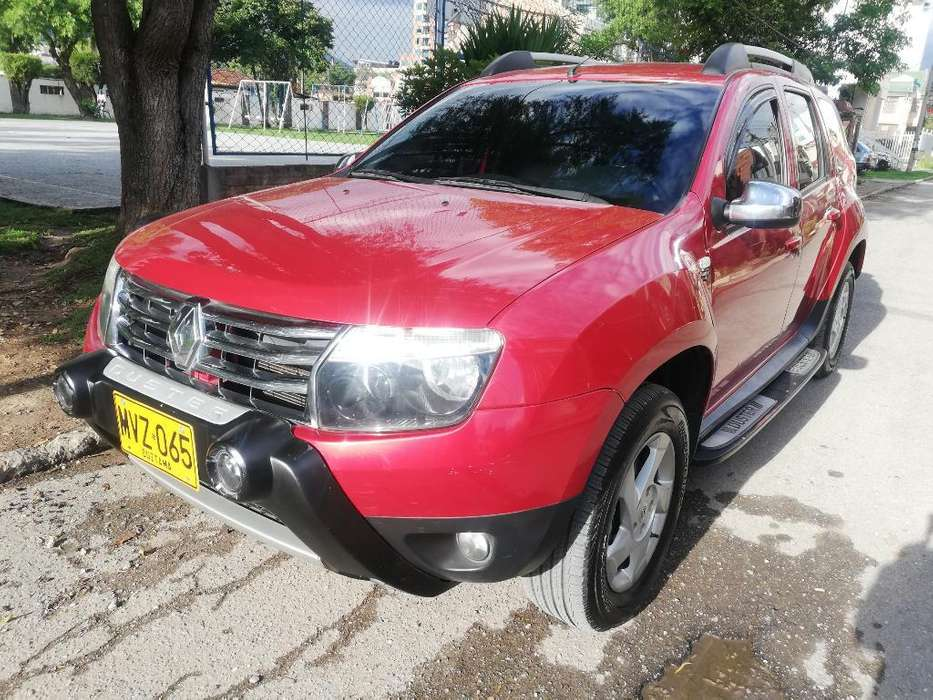 Renault Duster 2013 - 112751 km