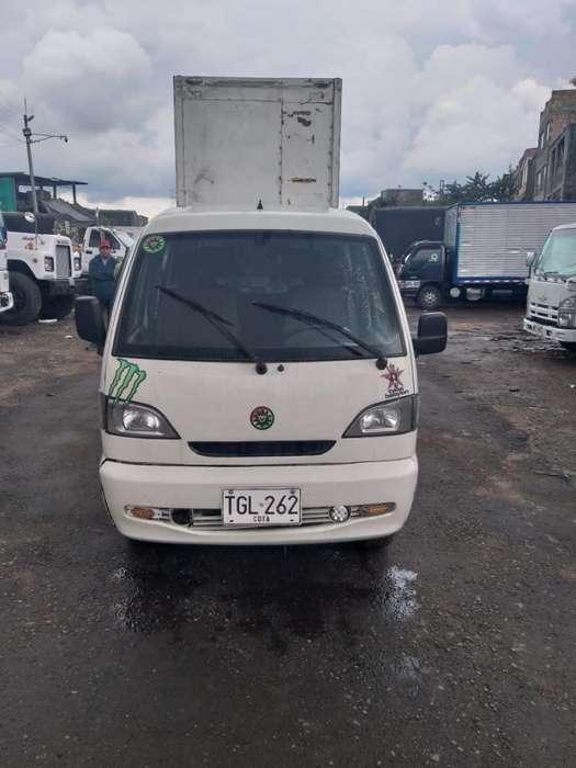Camioneta Doble Cabina Hafei