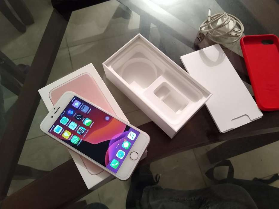 Vendo Cambio iPhone 7 32gb