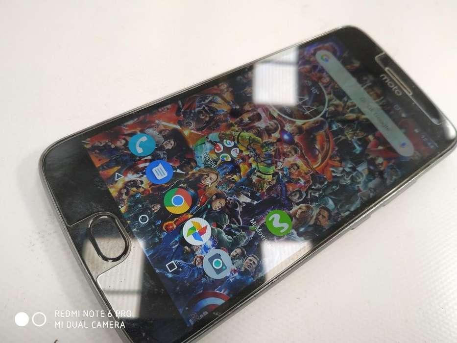 Motorola Moto G5 Plus. templadofunda