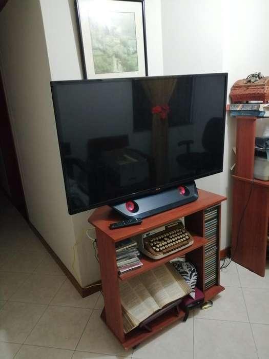 Smart Tv 47' <strong>lg</strong> Base con Bajos