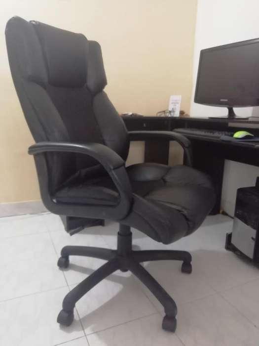 Silla Ejecutiva para escritorio <strong>oficina</strong>