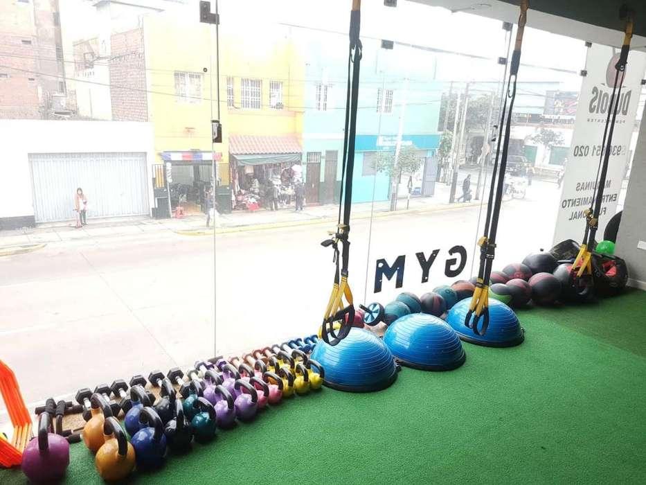 TRASPASO <strong>gimnasio</strong> EN LINCE