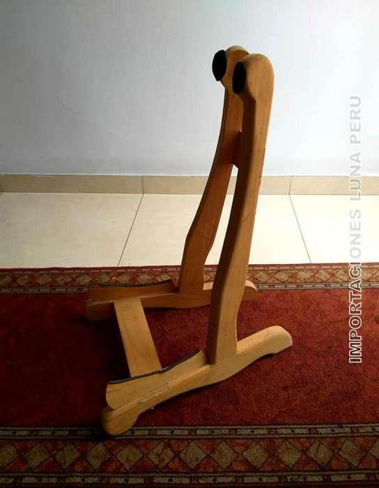 pedestal soporte violonchelo