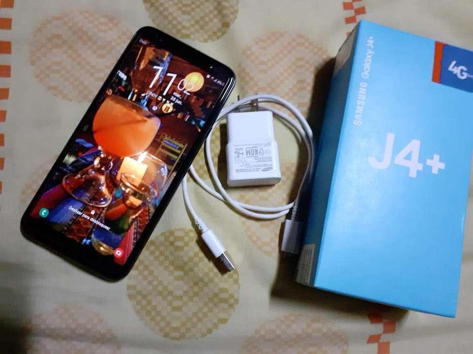 Samsung J4plus Seminuevo