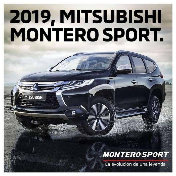 Mitsubishi Montero 2019 - 0 km
