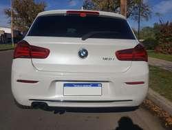 BMW 120 i SPORT 185CV 2.200KM 2017 a 0km PERMUTO o CONTADO!