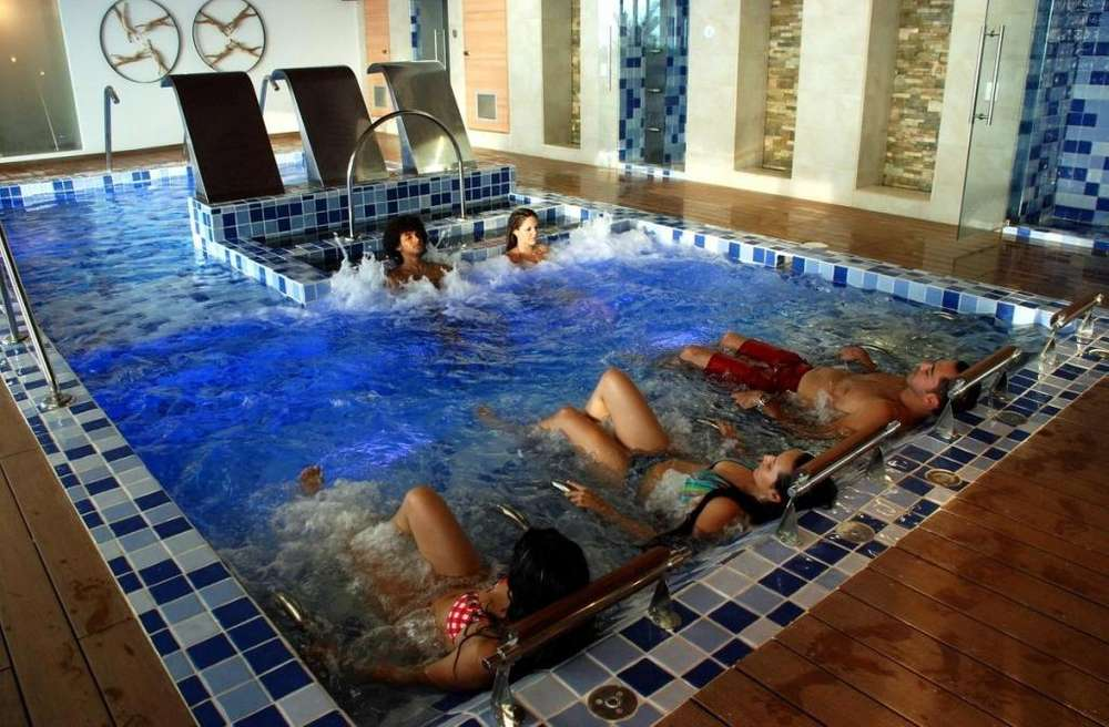 Alojamiento en ZUANA Beach Resort, semana 44 (4 pax)