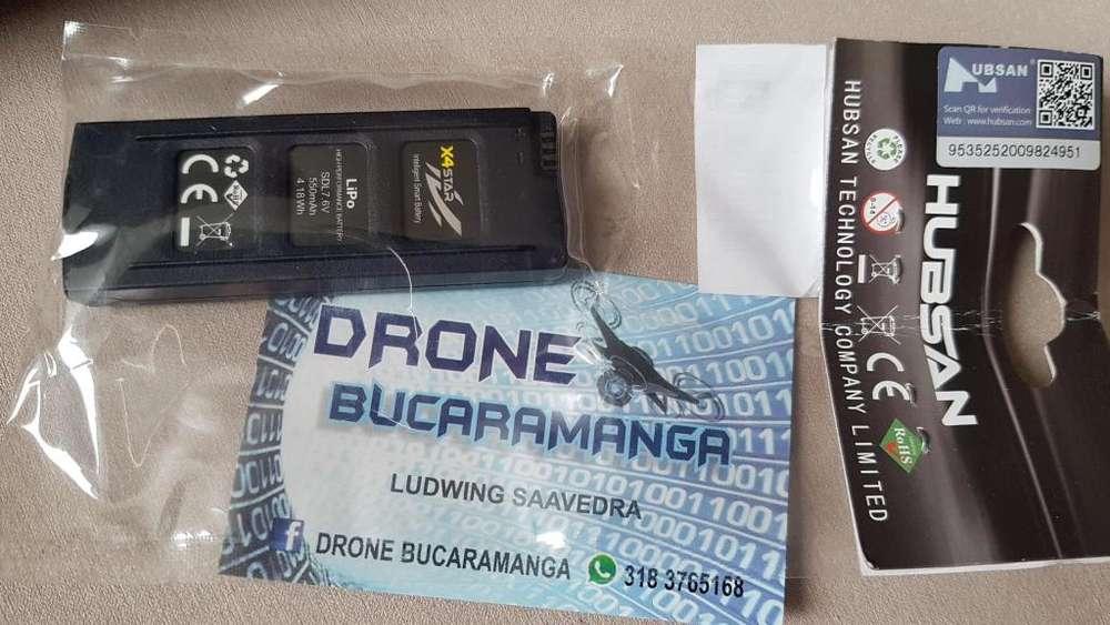 BATERIA 7.6V 550mAH DRONE hubsan X4 Star Pro H507A ENTRGA INMEDIATA NUEVAS