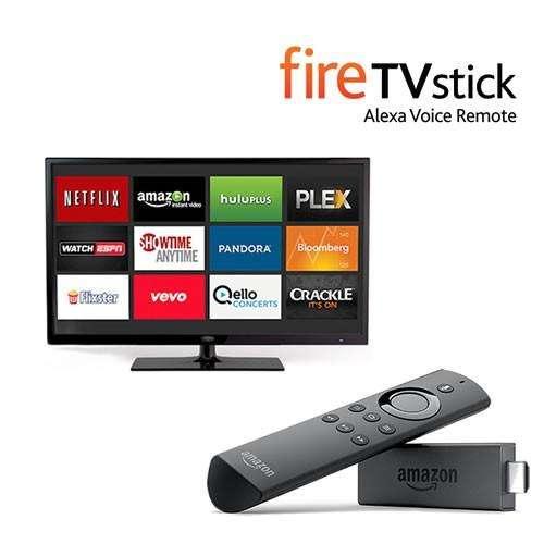 SMART TV AMAZON FIRE TV STICK 2 CON ALEXA