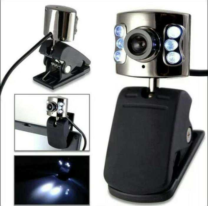 Webcam Seisa Usb para Pc