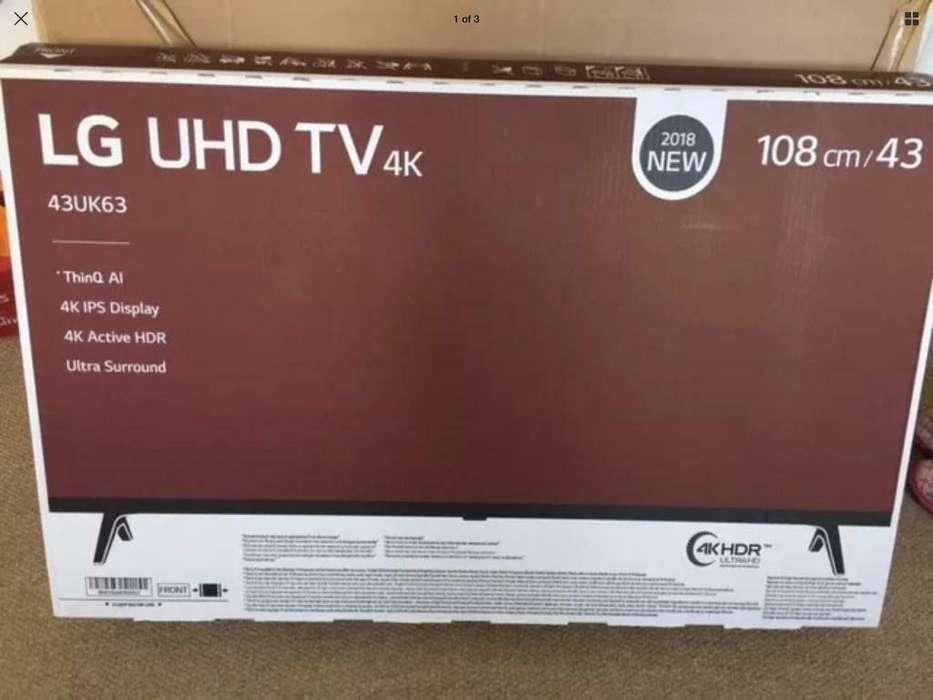 Tv Lg 43 Smart Led