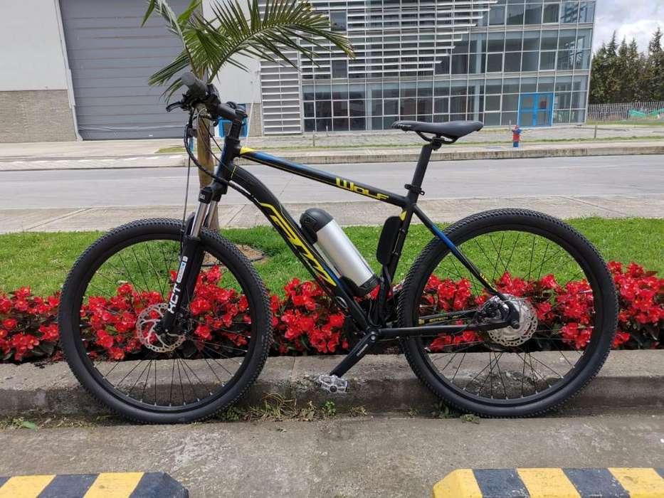 Bicicleta Electrica Gw Wof