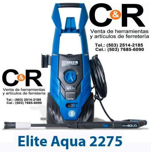 Hidrolavadora Electrica 2200psi Elite