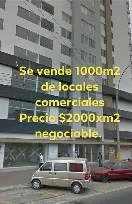 Venta de local Comercial de 1.000 m2 en Breña