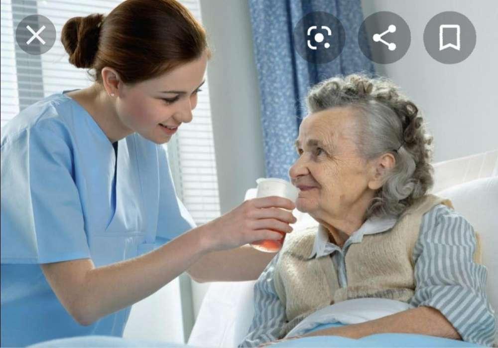 Aux de Enfermeria Adomicilio