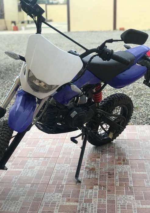 Moto Ranger 90Cc
