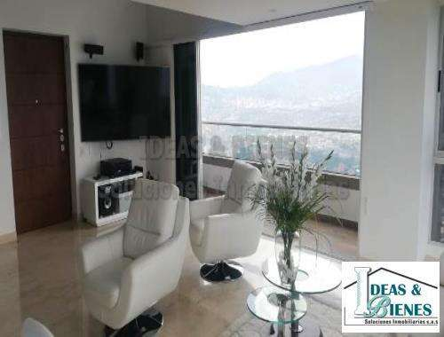 Penthouse En Venta Poblado Sector Las Palmas: Código 707463
