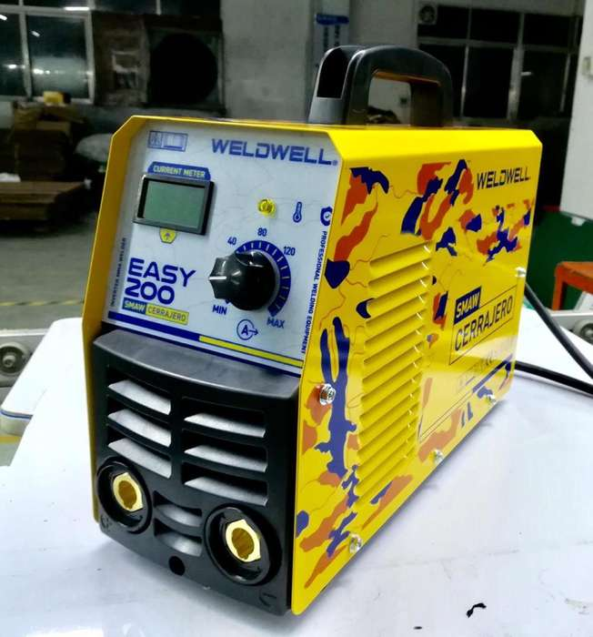 Máquina de Soldar Weldwell Easy 200