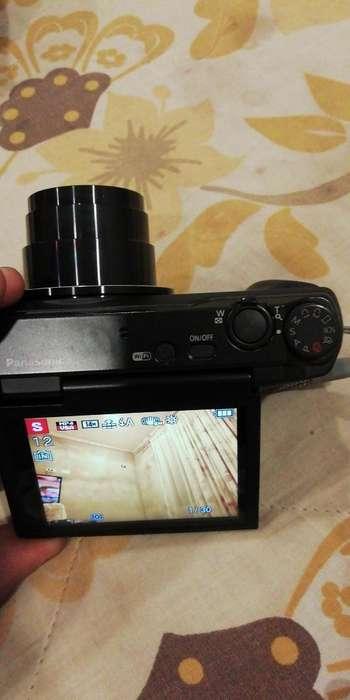 Camara Panasonic Lumix de 20 Megapíxeles