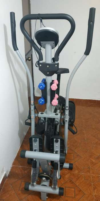 Vendo Eliptica Magnética Sport Fitness