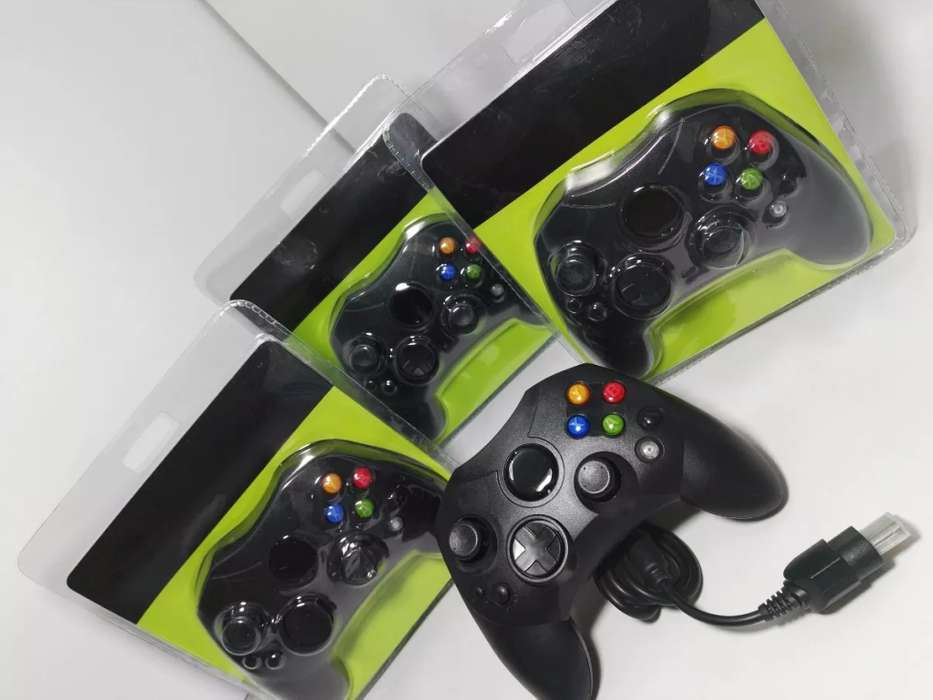 Control Xbox Clásica nuevo, garantía de 3 meses.