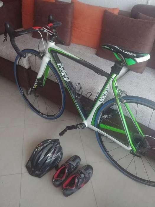 Bicicleta Gt Full Carbono
