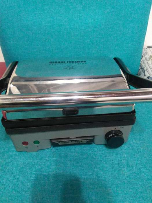 PARRILLA GRILL ELECTRICO GEORGE FOREMAN