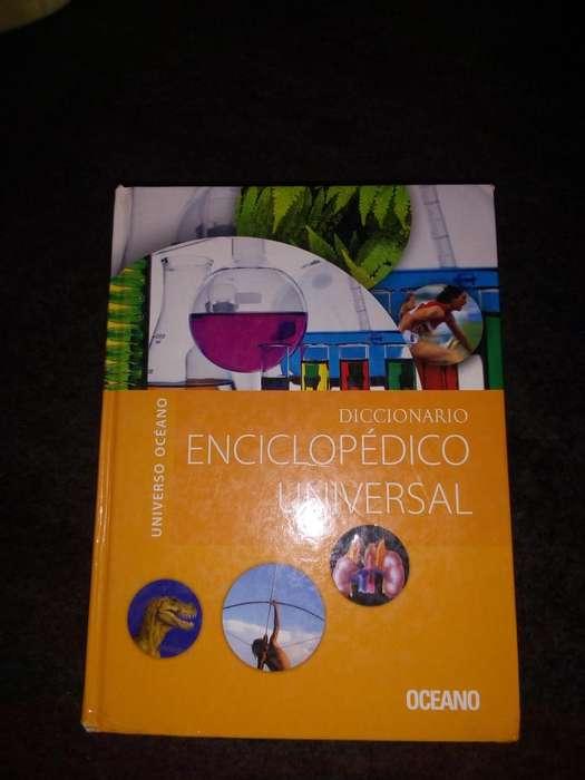Vendo dos enciclopedias en buen estado.