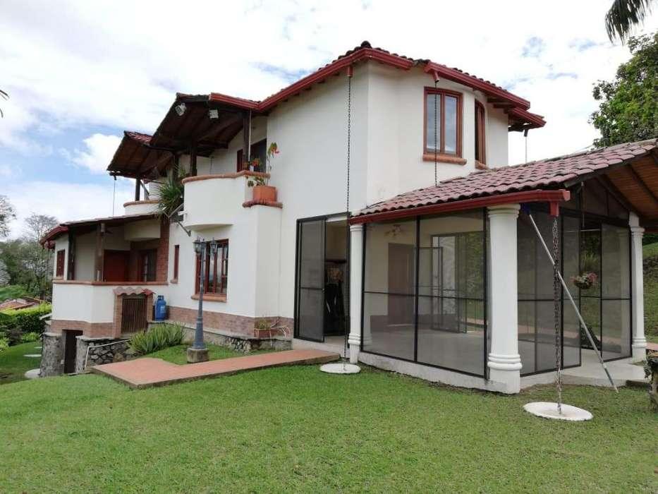 Rento Casa Campestre en Pereira Pueblito cafetero - wasi_981323