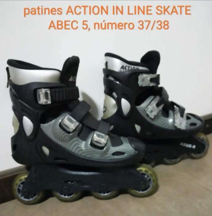 Patines Rollers 37/38
