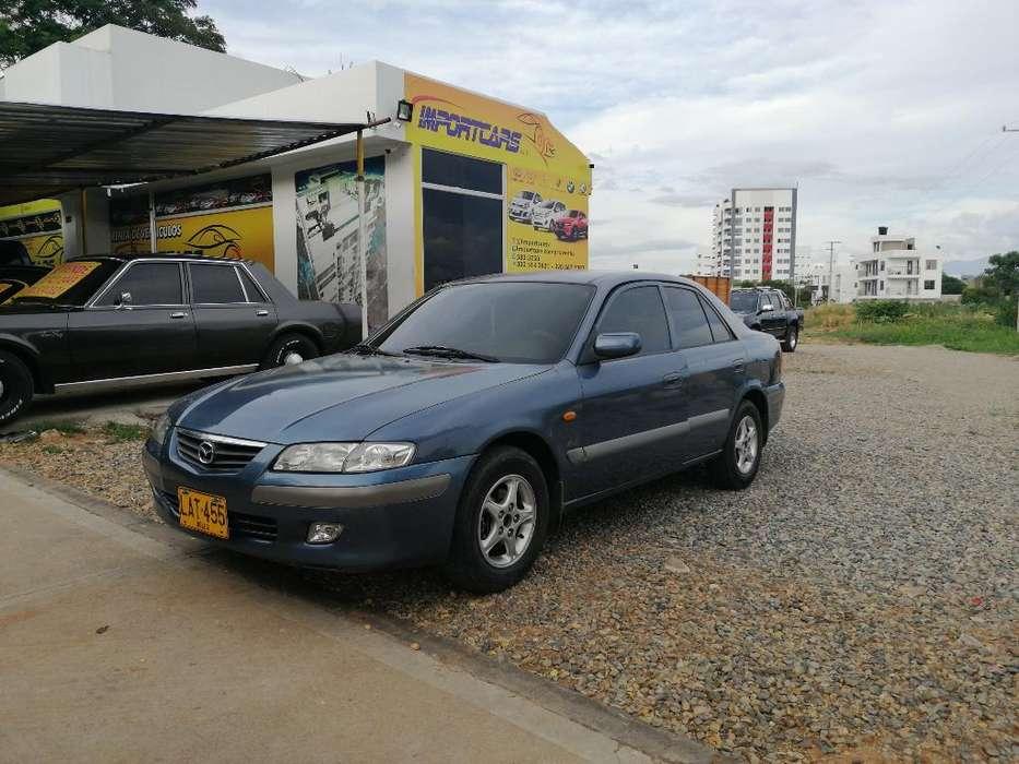 Mazda 626 2003 - 212000 km