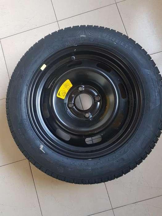 Cubierta Pirelli P7 185 60 R15 Nueva