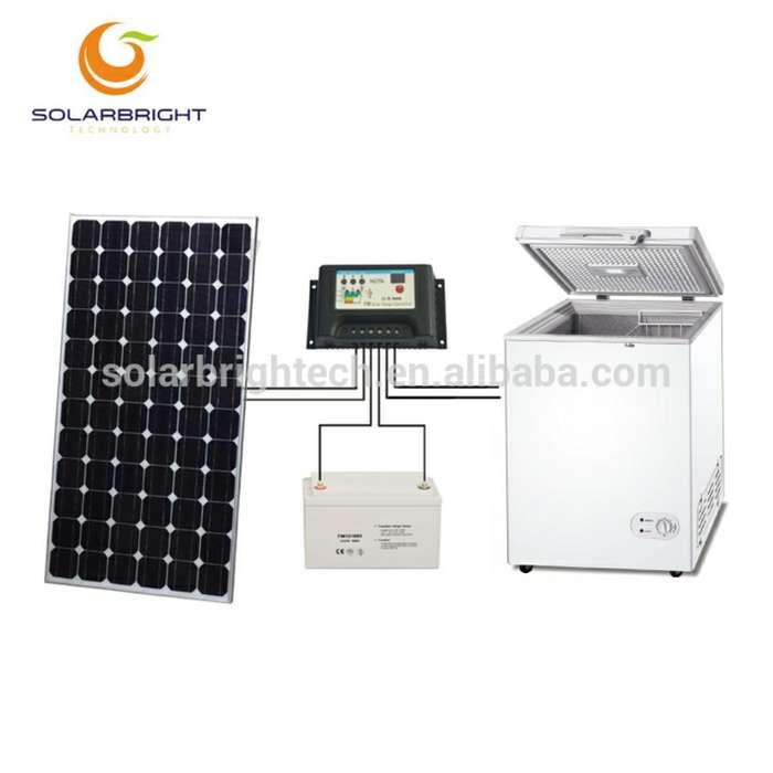 Congeladora Solar de 100 Litros