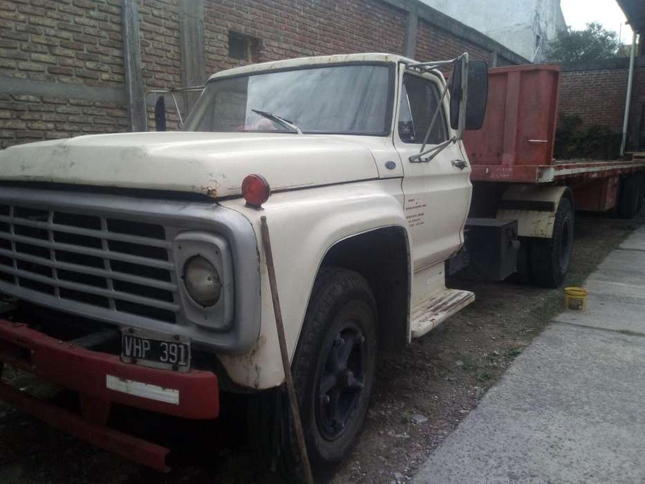 Ford 7000Semi 2 Ejes!! Imperdible!!