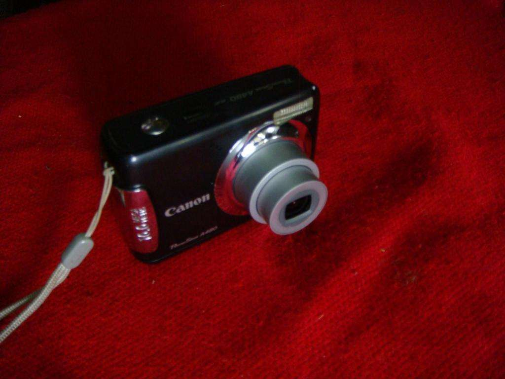 Camara Foto Cannon A480