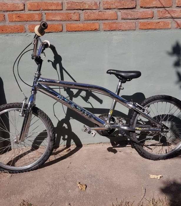 Bicicleta Kromos Rodado 20