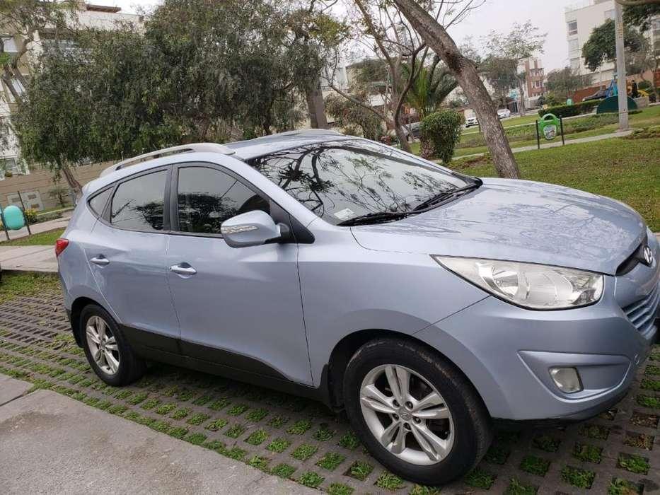 Hyundai Tucson 2013 - 70000 km