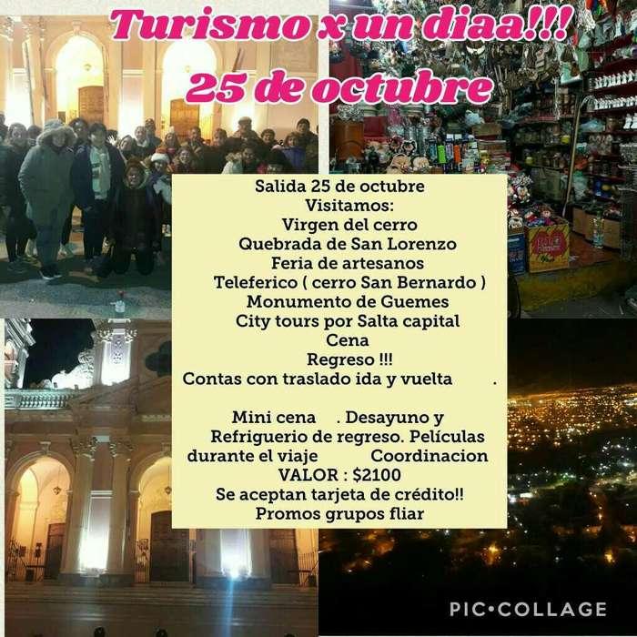 Turismos de Un Dia