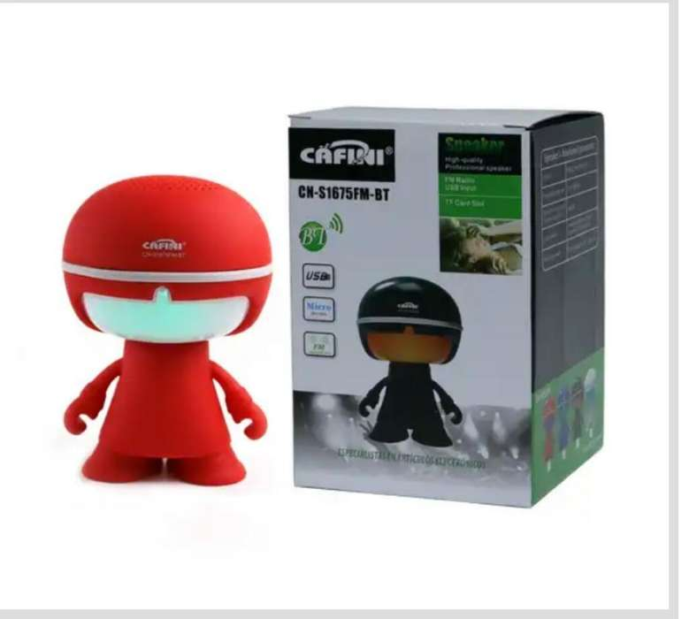 Robot Bluetooth Cafini