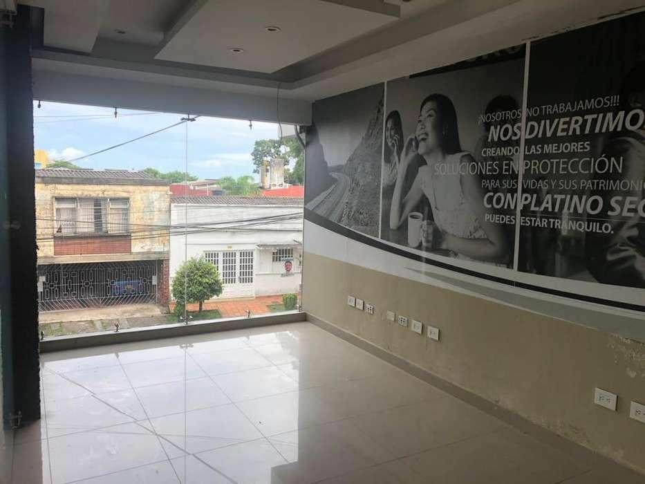 <strong>edificio</strong> de Oficinas Barrio La Grama