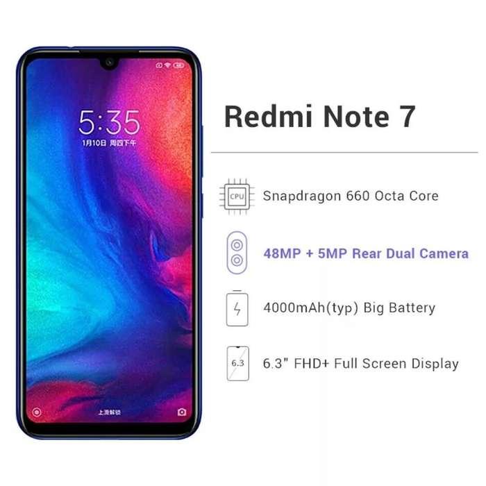 Redmi Note 7 (4gb 64gb)