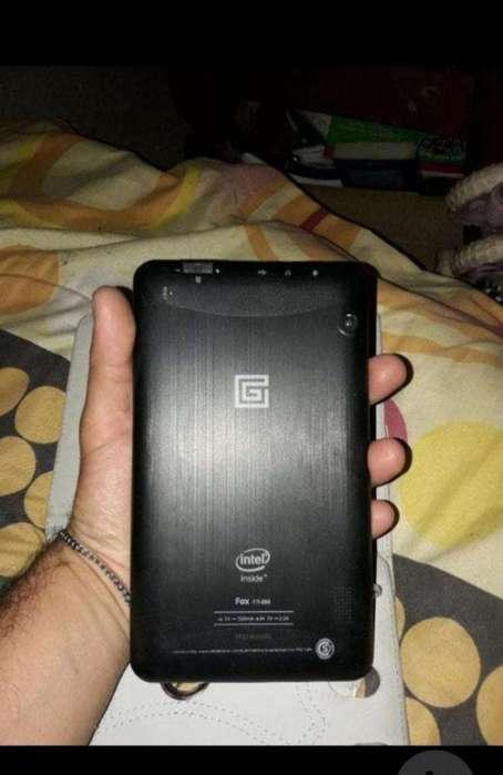 Tablet Gona (funciona Cargandola)