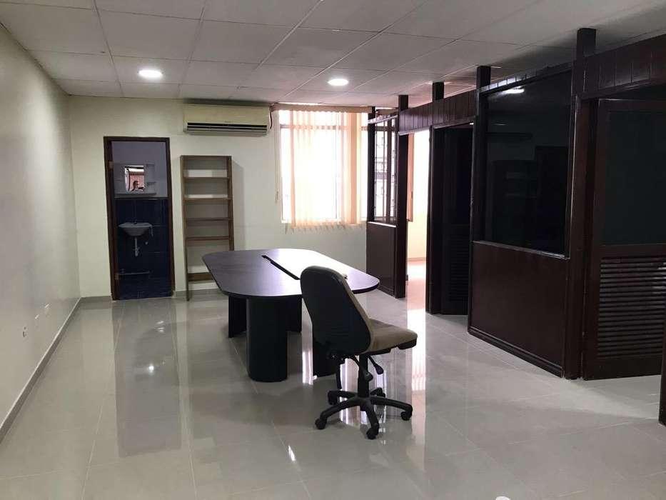 Alquiler de Oficina Centro de Guayaquil