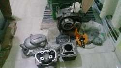 vendo motor honda 125 japon 1988 desarmado