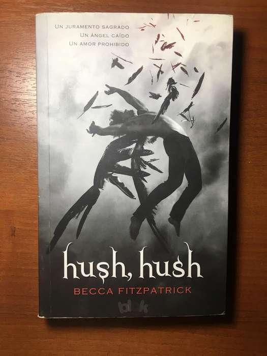Libro: Hush Hush