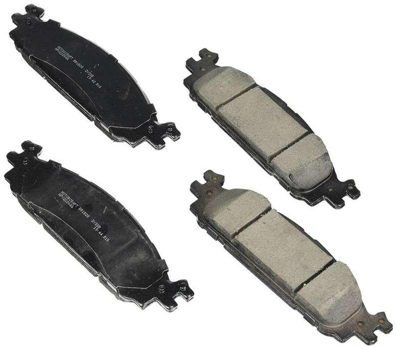 Pastillas de <strong>frenos</strong> Motorcraft Br1508